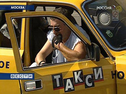 План первоочередных мероприятий по реализации основных направлений развития такси в столице на 2011-2013 годы предполагает увеличение штрафа за нелегальный извоз до 30 000 рублей. Фото - vesti.ru